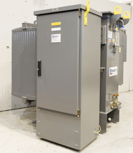 transformer mounted low voltage switchgear